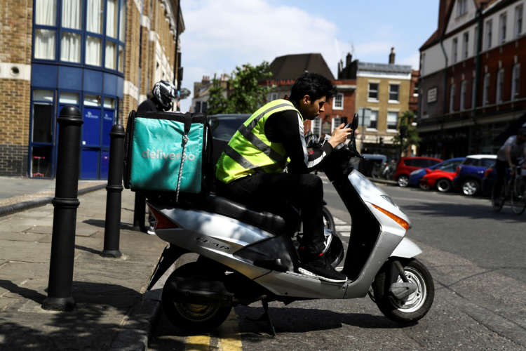 Deliveroo to deliver $7 billion dual-class London listing 1