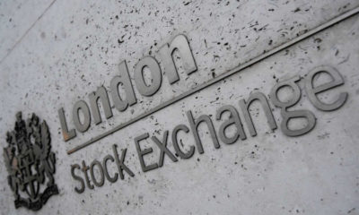 FTSE 100 falls as high yields, inflation worries return to fore 32