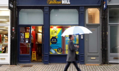 William Hill's FY adjusted profit plunges 91% on pandemic hit 10