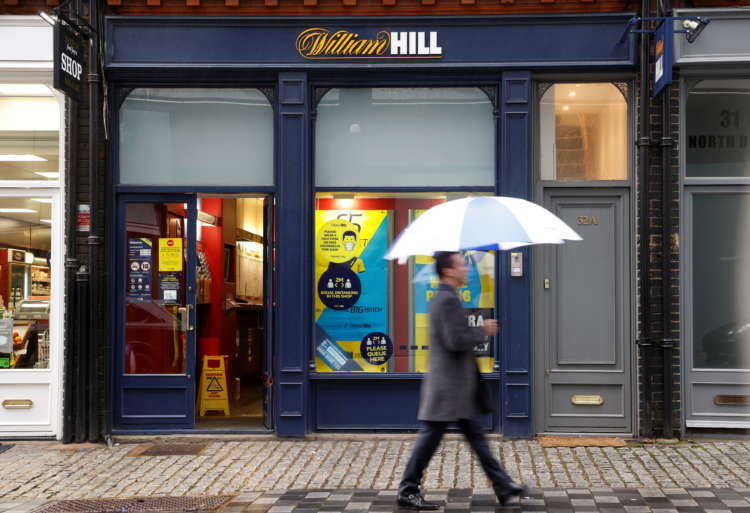 William Hill's FY adjusted profit plunges 91% on pandemic hit 9