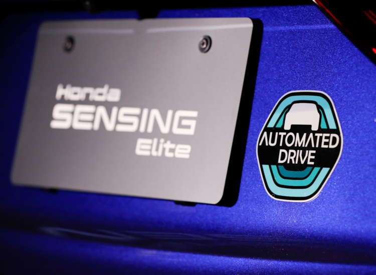 Honda to sell limited batch of level 3 self-driving cars 1