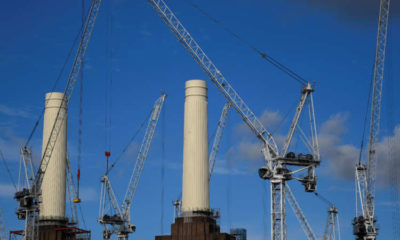 UK construction industry rebounds in February - PMI 12