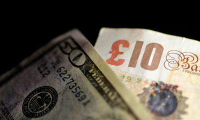 Sterling holds above $1.39, rises vs euro after Sunak's generous budget 10