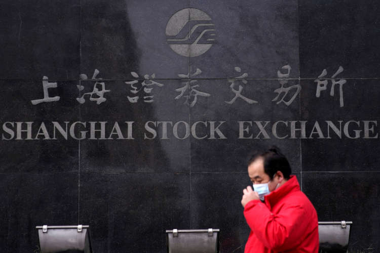 Surging bond yields push Asian shares to one-month lows 22