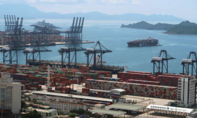 China's export growth seen surging in Jan-Feb on low base: Reuters poll 1