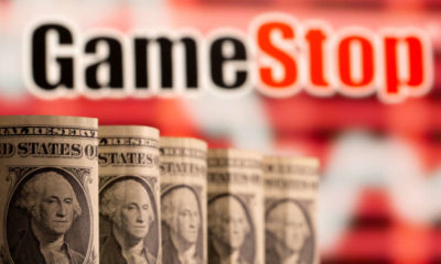 GameStop jumps more than 40%, other 'meme stocks' rally on stimulus hopes 1