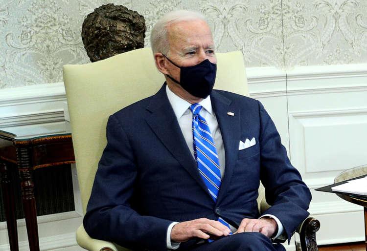 Biden kicks off effort to reshape U.S. economy with infrastructure package 1