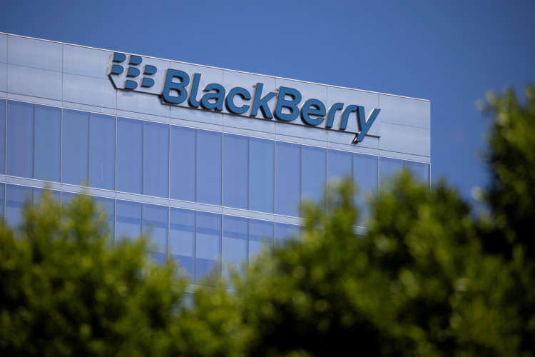 BlackBerry misses fourth-quarter revenue estimates despite recovery in software sales