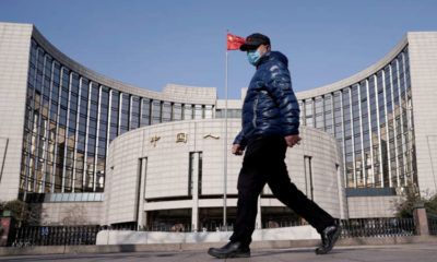 China and Brazil have world's greenest central banks, activists say 1