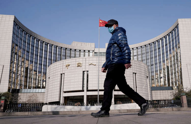 China and Brazil have world's greenest central banks, activists say 3