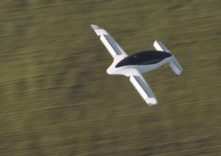 German aviation startup Lilium to float in U.S. via $3.3 billion SPAC deal 1