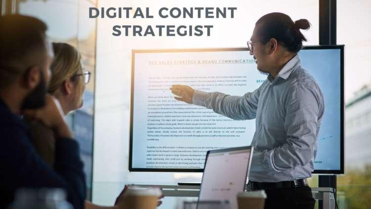 5 Key Responsibilities of a Digital Content Strategist