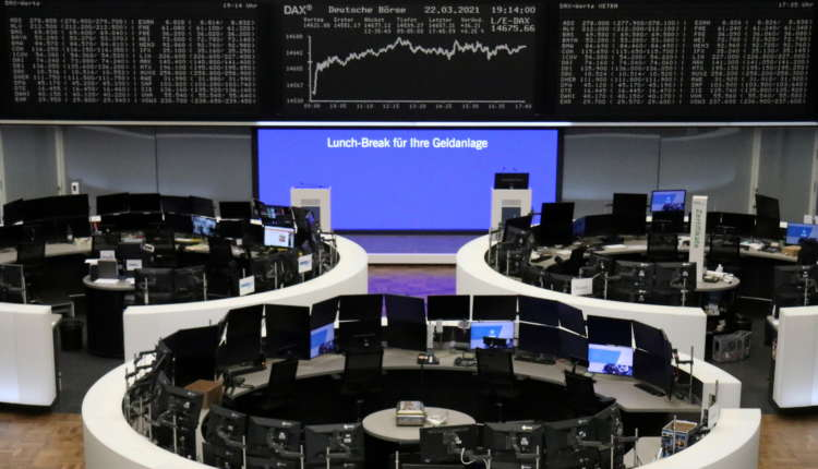 European stocks slip as new lockdowns overshadow strong business activity