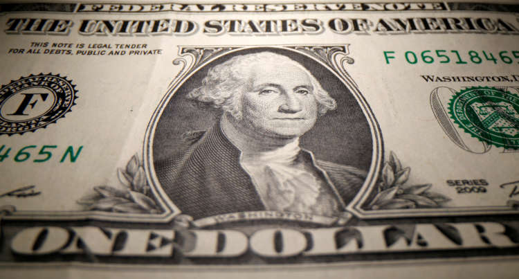 Spike in yields lifts dollar after post-Fed wobble