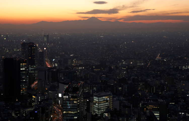 Japan's land prices post first annual decline in six years