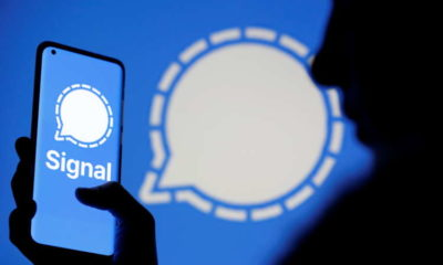 Encrypted messaging app Signal stops working in China
