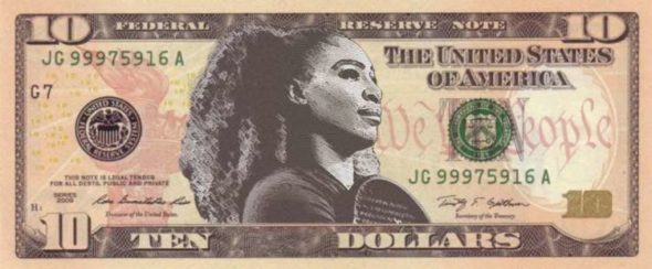 New banknotes designed to highlight the 88% gender gap on global currency for International Women's Day 21