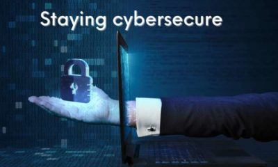 Staying cybersecure in the workplace 3