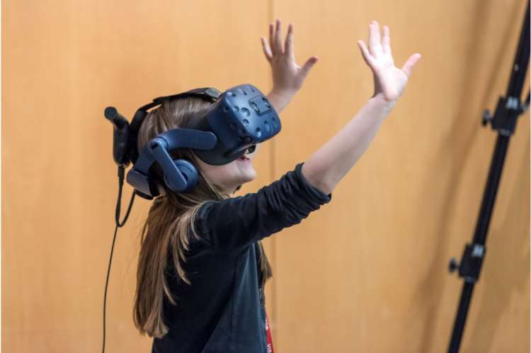 VR inspires guide to city design through eyes of a child