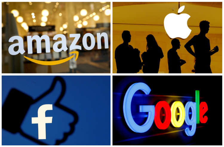 U.S. House antitrust chairman plans multiple bills to go after Big Tech