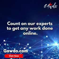 get any work done online gawdo.com