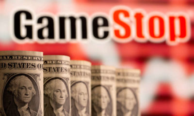 GameStop sales rise 11% in February, March 21