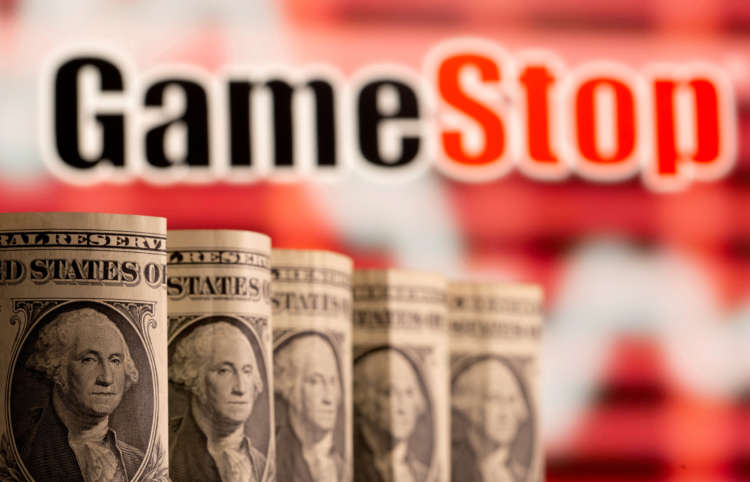 GameStop sales rise 11% in February, March 22