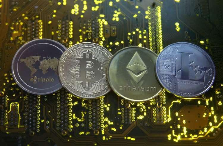 Crypto market cap surges to record $2 trillion, bitcoin at $1.1 trillion 1