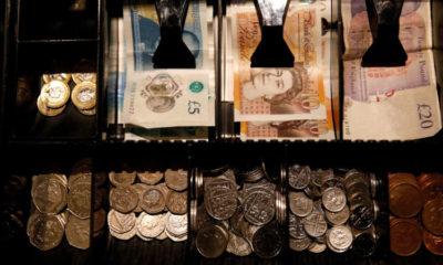 Sterling slips after reaching two-week high versus dollar 4