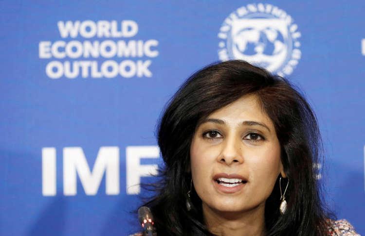 IMF favors global minimum corporate tax - chief economist 1