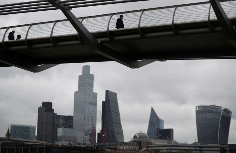 UK companies rebound in March ahead of lockdown lifting - PMI 1
