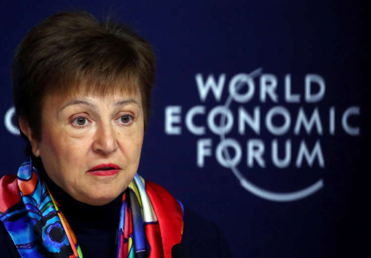 IMF chief worried about middle-income countries; urges expanded definition of 'vulnerable' 1