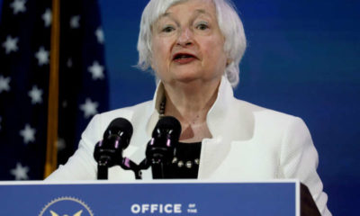 Yellen pushes minimum corporate taxes, ending fossil fuel breaks, to pay for infrastructure 11