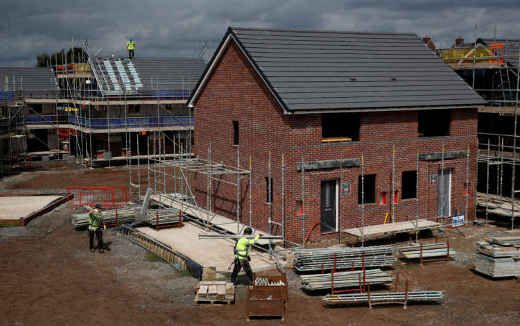 Tax break extension revives UK housing market boom - RICS 1