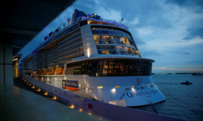Singapore becomes a global cruise leader, for now 3