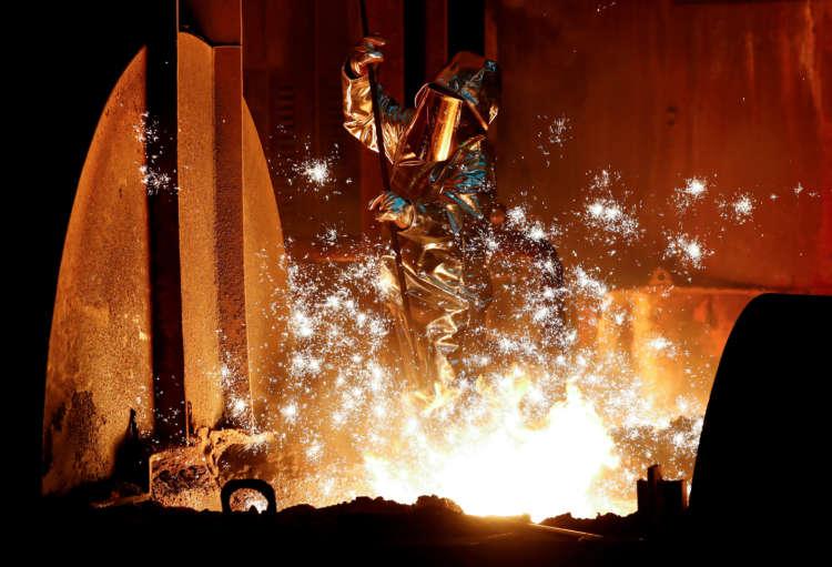 Strong domestic demand propels German industrial orders 1