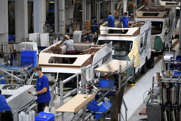 Euro zone producer price growth accelerates in February 18