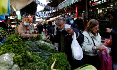 World food price index rises in March for tenth month running - FAO 13