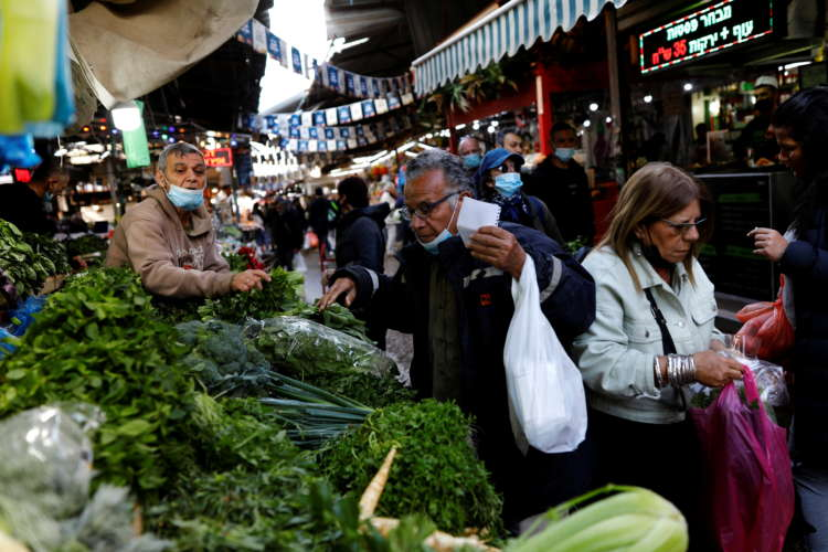 World food price index rises in March for tenth month running - FAO 14