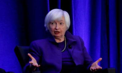 Yellen tells world's big economies: spend big, danger lurks 7