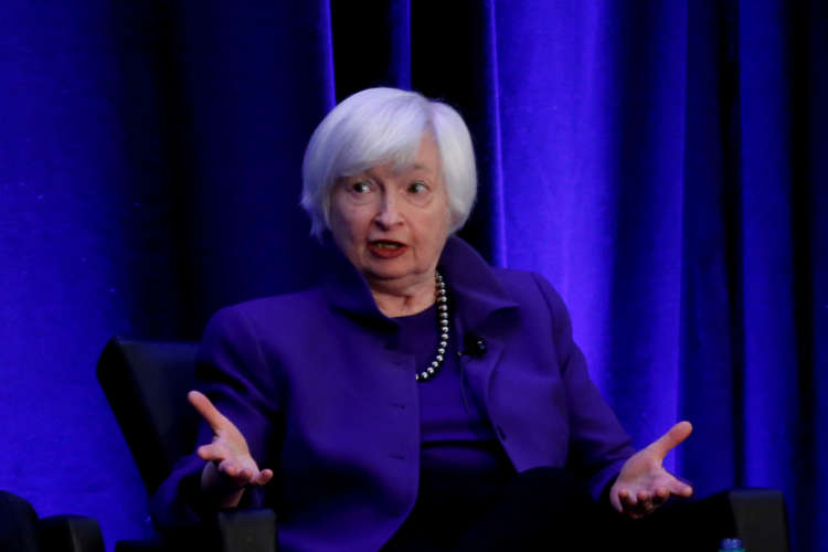 Yellen tells world's big economies: spend big, danger lurks 8