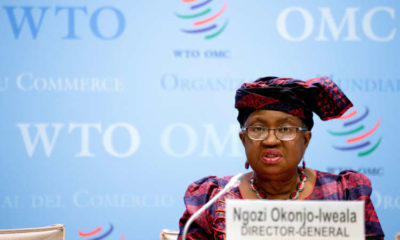 WTO's Ngozi: trade resilient, can help power coronavirus recovery 1