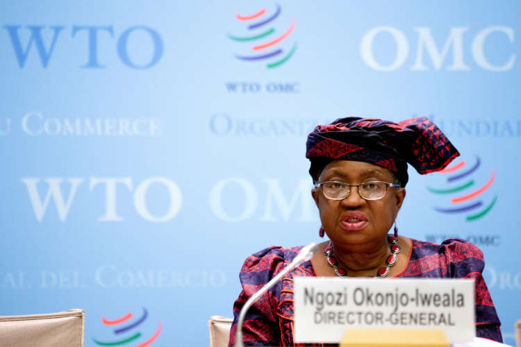 WTO's Ngozi: trade resilient, can help power coronavirus recovery 2