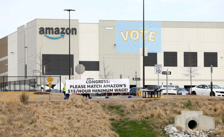 Amazon union drive facing long odds as final votes counted 1