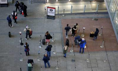 Airlines blast Britain's travel restart plan, Jet2 cancels holidays until June 1