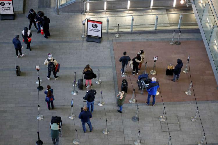 Airlines blast Britain's travel restart plan, Jet2 cancels holidays until June 2