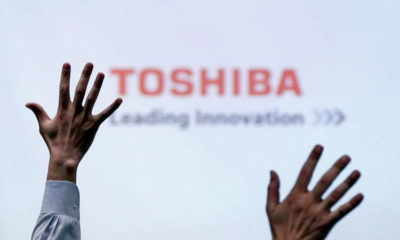 Toshiba board to meet on Wednesday to consider CEO's future -sources 20