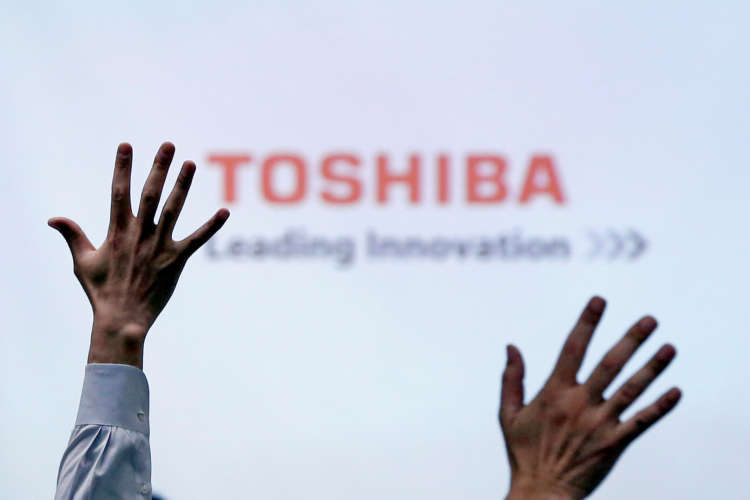 Toshiba board to meet on Wednesday to consider CEO's future -sources 21