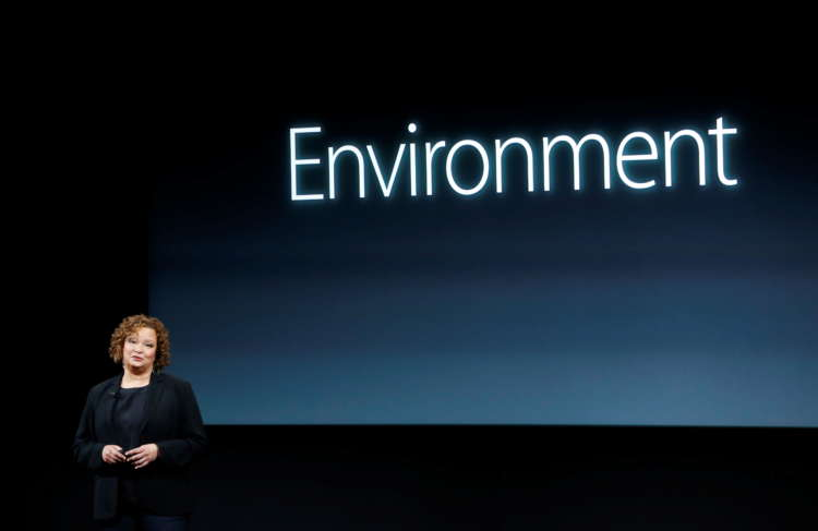 Apple backs far-reaching emissions disclosure rules 13
