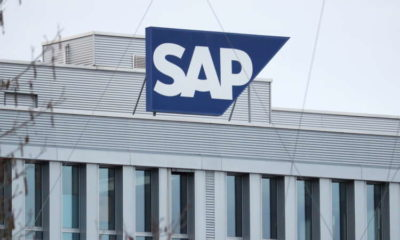 SAP nudges up 2021 revenue outlook after cloud gains in first-quarter 13